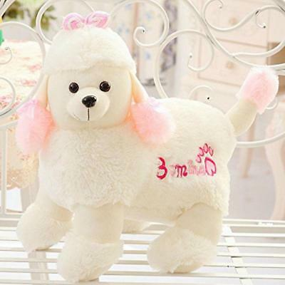 55CM Giant Big Puppy Dog Pet Plush Toy Cute Poddle Animal Stuffed Doll Xmas Gift