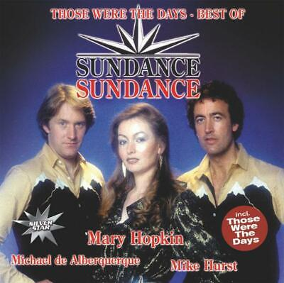 Sundance - Those Were The Days-Best Of CD Zyx NEW