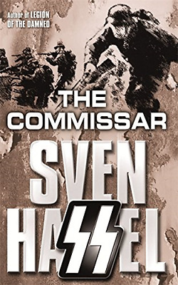The Commissar, Sven Hassel, Good Condition Book, ISBN 9780753822555