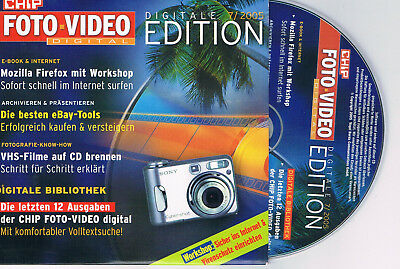 FOTO-VIDEO EDITION CHIP Digital 7/2005 + 8/2005