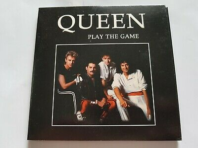QUEEN - play the game  -  3 x CD  -