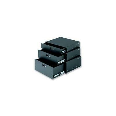 Ga60962 Adam Hall Hardware - 87404 - Rack Drawer, Slamlock, 4U