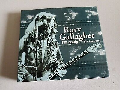 RORY GALLAGHER - i m ready  -   2 x  CD  -