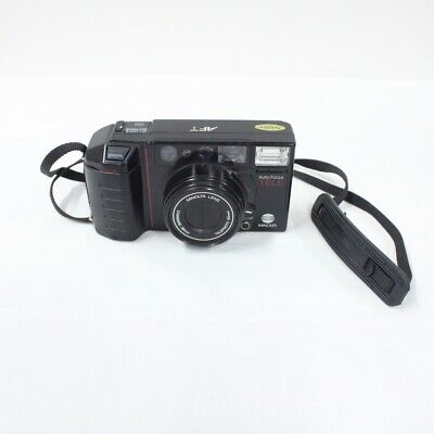 Minolta AF-Tele 35mm Film Camera Auto Focus 38 mm f/2,8 Lens #316