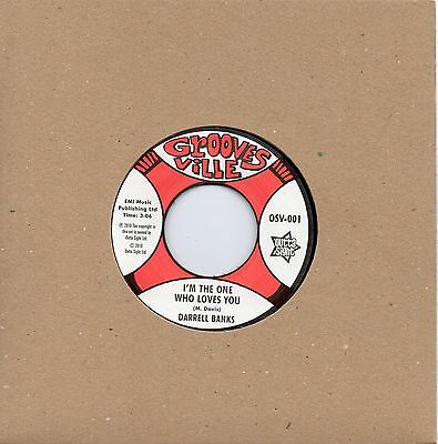 Darrell Banks  I'm The One Who Loves You/ Knocking At Your Heart Groovesville Ri