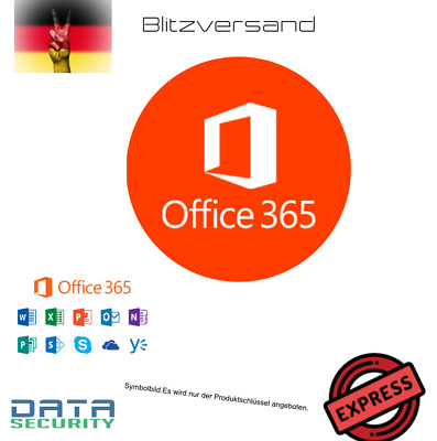 Microsoft Office 365 Account Lizenz Vollversion PC / Mac LIFETIME Office 2016