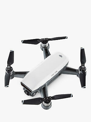 DJI Spark Fly Combo - Arctic White (751451)