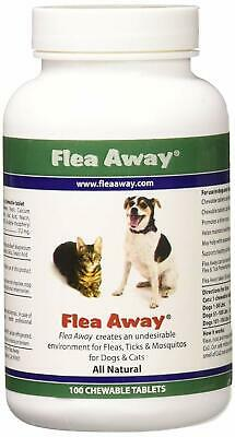 The Natural Flea, Tick, and Mosquito Repellent for Dogs and Cats