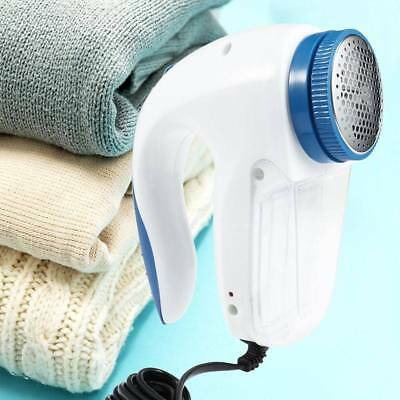 Electric Fabric Clothes Lint Remover Fuzz Shaver Removing Machine US Plug