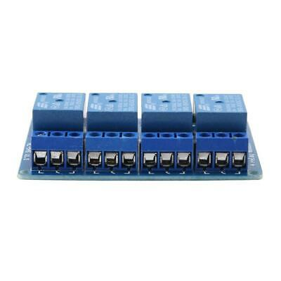 4 Channel Low Level Trigger Relay Module (With Optocoupler 24V )