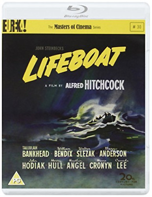 William Yetter Jr, Heather ...-Lifeboat (UK IMPORT) Blu-ray NEW
