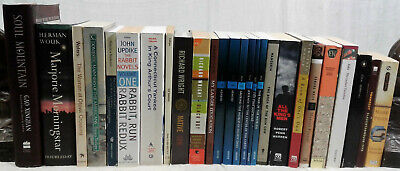 Book Lot/25 all Classics & Literature Summer Reading Mixed Styles Authors #1