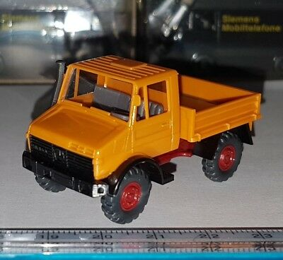 1//87 Wiking Unimog 1500 naranja 374 or a