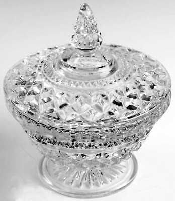 Anchor Hocking WEXFORD Candy Dish 6758