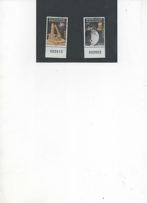 Malta 2009 Europa issue Astronomy set of 2 used CTO stamps SG1620/1