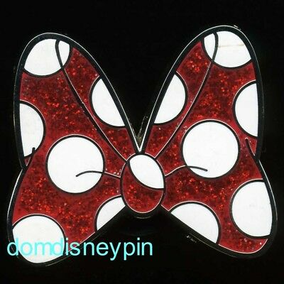 Disney Pin *Parks* - Themed Set - Minnie Mouse (Minnie's Polka Dot Bow ONLY)!