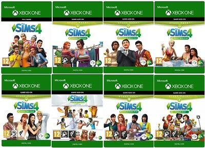 THE SIMS 4 XBOX ONE FULL GAME EXPANSION DIGITAL DOWNLOAD KEY - Fast Delivery