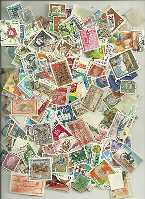 500 Worldwide Stamps,  All Different, No Us 48