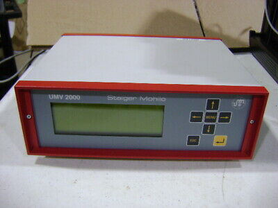 Dr Staiger Mohilo Umv 2000 Torque Speed Rotation Angle Force Power Measurement
