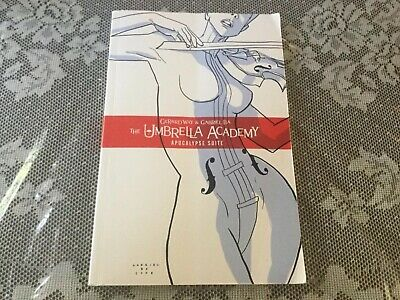 The Umbrella Academy: Apocalypse Suite #1-6 (2008, Dark Horse) Gerard Way