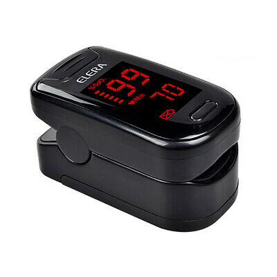 Digital LED Finger Pulse Oximeter Blood Saturation SPO2 PR Monitor Alluring