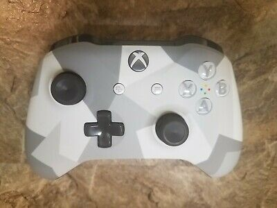Xbox one controller, wireless, (Winter forces) special edition