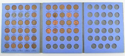 Complete 1941-58 Lincoln Wheat Cent Set - Includes 1943 Steel Cents! *777