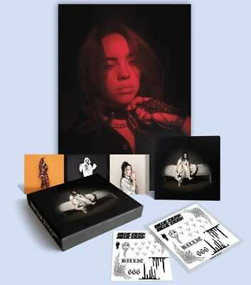 Billie Eilish - When We All Fall Asleep Where Do Go? (Edizione Deluxe) Nuovo CD