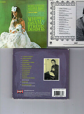 Herb Alpert & The Tijuana Brass - Whipped Cream & Other Delights (Cd)