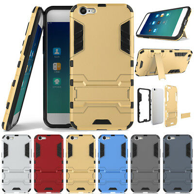 Heavy Duty Tough Armor Kickstand Bumper Shockproof Case Cover For OPPO A39 A57