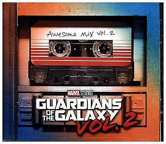 OST/ Various - Guardians Of The Galaxy: Awesome Mix Vol.2 CD Hollywood Reco NEW