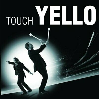 Yello - Touch Yello CD Universal NEW