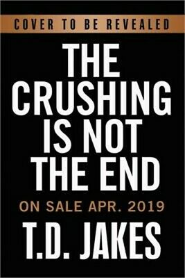 Crushing: God Turns Pressure Into Power (Hardback or Cased Book)