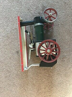 Vintage Mamod Steam Traction Engine