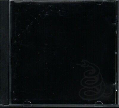METALLICA - Metallica (The Black Album) - CD Album *Enter Sandman*