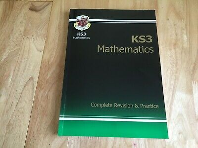 Cgp Key Stage 3 Maths Complete Revision Practice Age 11-14 Ks3 Questions Answers