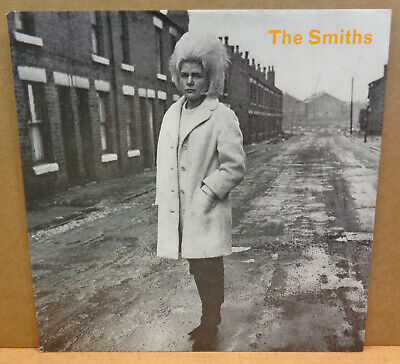 """The Smiths Heaven Knows I'm Miserable Now Suffer Little Rough Trade 7"""" Rt15 Mint"""