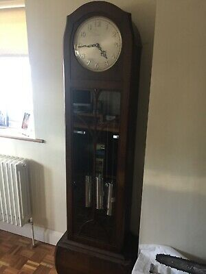enfield grandfather clock Westminster chime