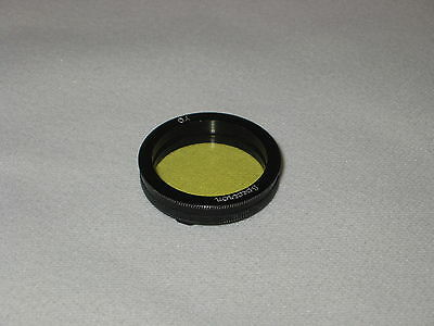 B30 Fit Filter Holder With Yellow Filter Glass