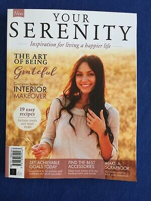 Your serenity inspiration for living a happier life (brand new magazine)