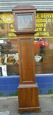 18th Century Grandfather Clock Case To Fit 10ins Square Dial