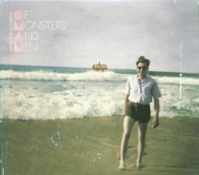 Of Monsters And Men - My Head Is An Animal Digipack Cd Ottimo