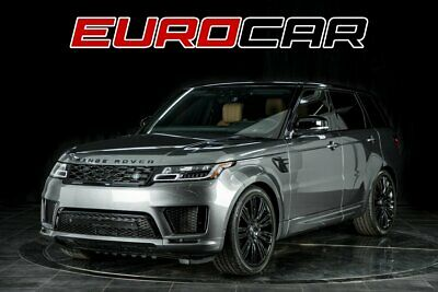 2019 Range Rover Sport Supercharged Dynamic 2019 Land Rover Range Rover Sport Supercharged Dynamic DRIVER PRO PACKAGE!
