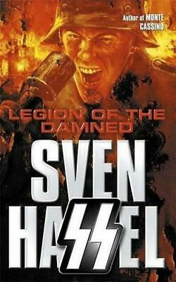 Legion of the Damned (Cassell Military Paperbacks), Sven Hassel, Good Condition
