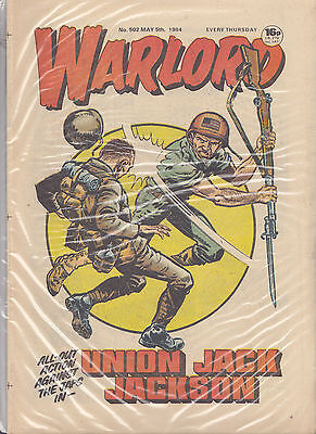 Warlord issue 502 May 5 1984