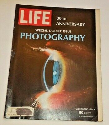 December 23, 1966 LIFE Magazine PHOTOGRAPHY 60s advertising  FREE SHIPPING 12