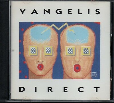 VANGELIS - Direct - CD Album