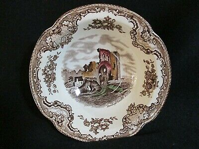 Johnson Brothers - OLD BRITAIN CASTLES BROWN - Soup or Cereal Bowl