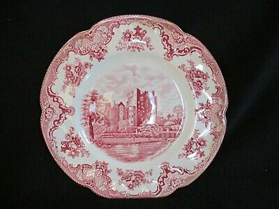 Johnson Brothers - OLD BRITAIN CASTLES PINK - Dinner Plate