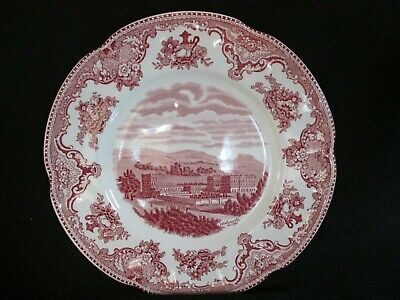 Johnson Brothers - OLD BRITAIN CASTLES PINK - Salad Plate